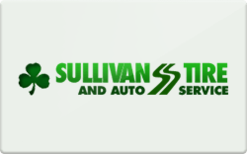 Sell Sullivan Tire & Auto Service Gift Card