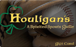 Sell Houligan's Gift Card