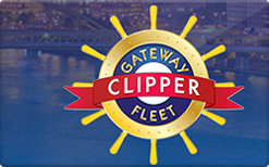 Sell Gateway Clipper Fleet Gift Card