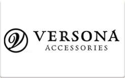 Buy Versona Accessories Gift Card
