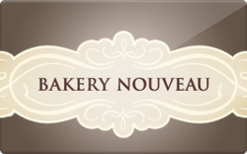 Sell Bakery Nouveau Gift Card