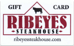 Buy Ribeyes Steakhouse Gift Card
