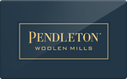 Sell Pendleton Woolen Mills Gift Card