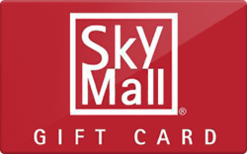Sell SkyMall Gift Card