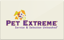 Buy Pet Extreme Gift Card