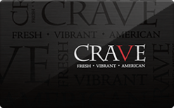Sell CRAVE Gift Card