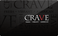 Buy CRAVE Gift Card