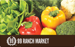 Sell 99 Ranch Market Gift Card