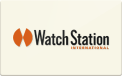 Sell Watch Station Gift Card