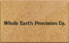 Buy Whole Earth Provision Co. Gift Card