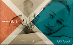 Buy MassageLuXe Gift Card