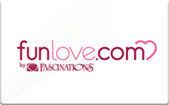 Sell Funlove.com Gift Card