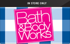 Buy Bath & Body Works (In Store Only) Gift Cards | Raise