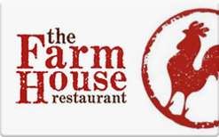 Sell The Farmhouse Gift Card