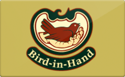 Sell Bird-in-Hand Gift Card
