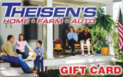 Sell Theisen's Gift Card