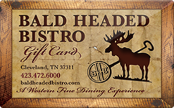 Buy Bald Headed Bistro Gift Card