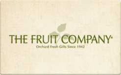 Sell The Fruit Company Gift Card