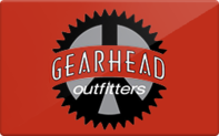 Buy Gearhead Outfitters Gift Card