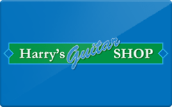 Buy Harry's Guitar Shop Gift Card
