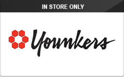 Buy Younkers (In Store Only) Gift Card