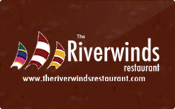 Sell River Winds Restaurant Gift Card