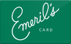 Sell Emeril's Gift Card