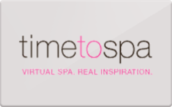 Buy Timetospa Gift Card