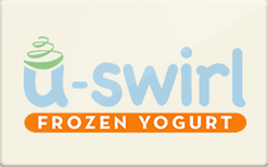 Sell U-Swirl Gift Card