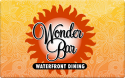 Sell Wonder Bar Atlantic City Gift Card