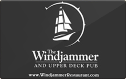 Sell The Windjammer Diner Bar & Grille Gift Card