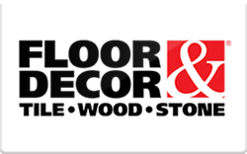 Sell Floor & Decor Gift Card