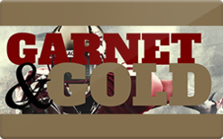 Buy Garnet & Gold Gift Card