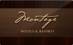 Sell Montage Hotels & Resorts Gift Card