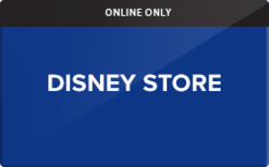 Disney Store (Online Only) Gift Card - Check Your Balance Online ...