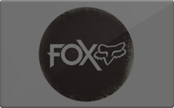 Sell Fox Head Gift Card
