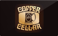 Buy Copper Cellar Gift Card
