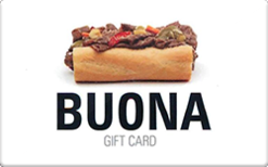 Sell Buona Gift Card