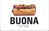Buy Buona Gift Card