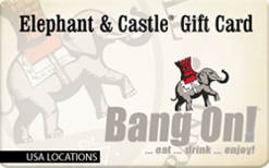 Sell Elephant & Castle Gift Card