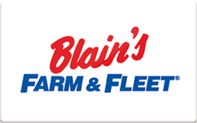 Buy Blain's Farm & Fleet Gift Card