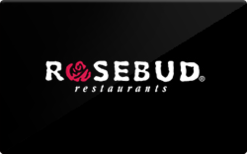 Buy Rosebud Restaurants Gift Card
