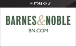 Sell Barnes & Noble (In Store Only) Gift Card