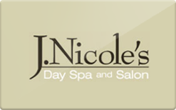Sell J. Nicole's Day Spa & Salon Gift Card