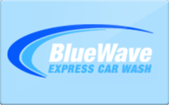 Sell BlueWave Car Wash Gift Card