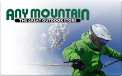 Sell Any Mountain Gift Card