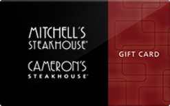 Sell Mitchell's Steakhouse Gift Card