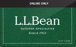 Buy L.L.Bean (Online Only) Gift Card