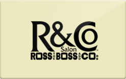 Sell Ross the Boss Gift Card
