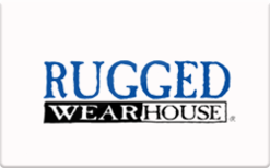 Sell Rugged Wearhouse Gift Card